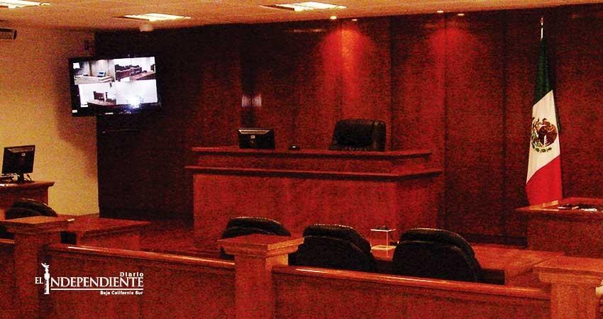 Obtiene ministerio público  sentencia condenatoria  en el primer juicio oral que se realiza en Mulegé