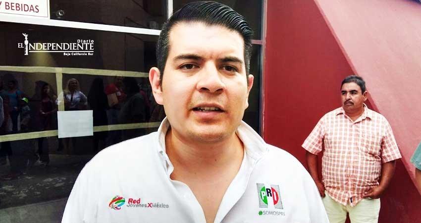 """""""PRI es el partido de las oportunidades"""": Fabrizio Castillo"""