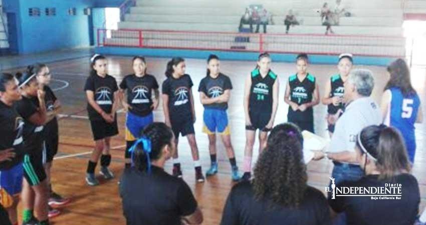 BCS tendrá buenos representantes en el Nacional 3X3 U18 Daniel Palacios