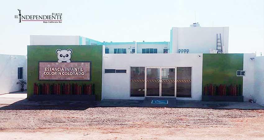 Inicia servicio nueva guardería en San José del Cabo: IMSS