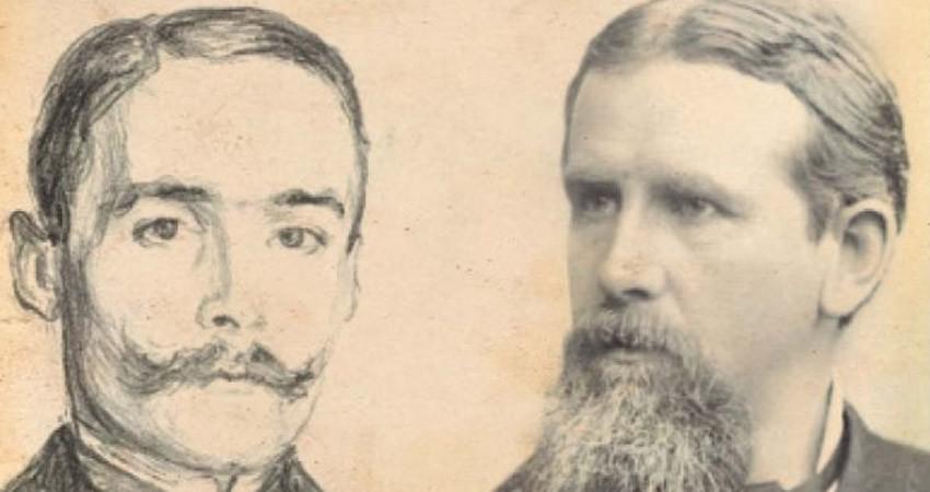 Harry Kessler y Friedrich Ratzel; herederos de Von Humboldt