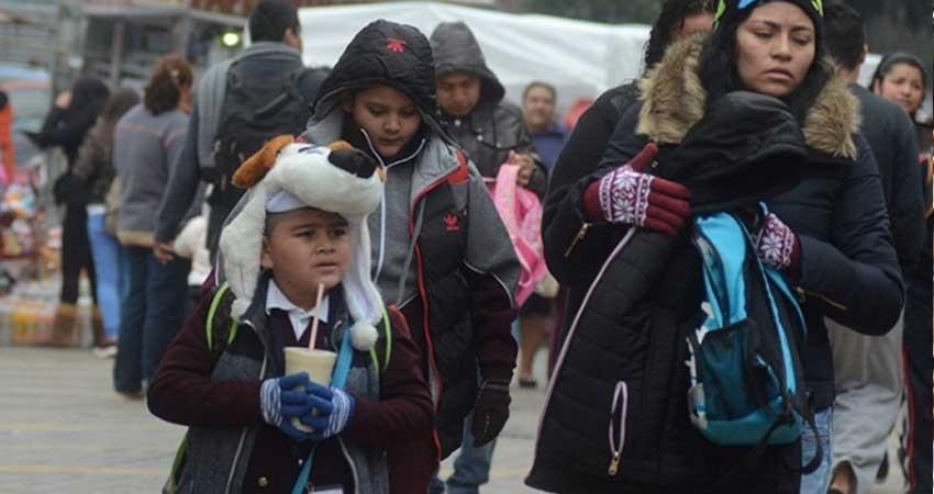 Zona de inestabilidad se desplaza al sur de Oaxaca y Guerrero