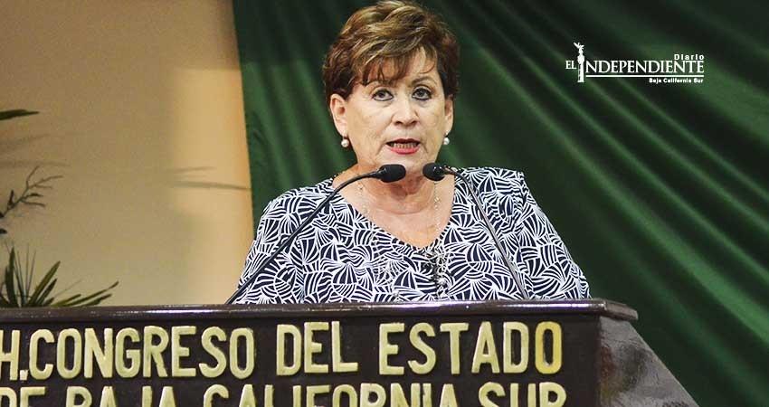 Perderá PRD a su diputada en Baja California Sur (BCS), se irá a apoyar a AMLO