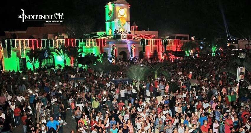 Sin cambios la ceremonia del grito esta noche en Cabo San Lucas (CSL)