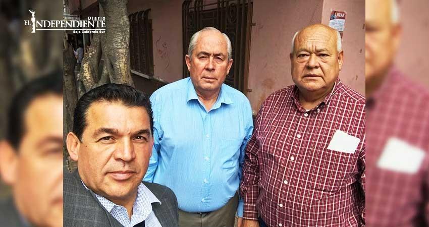 Leonel Cota Montaño pide Senaduría a  Morena
