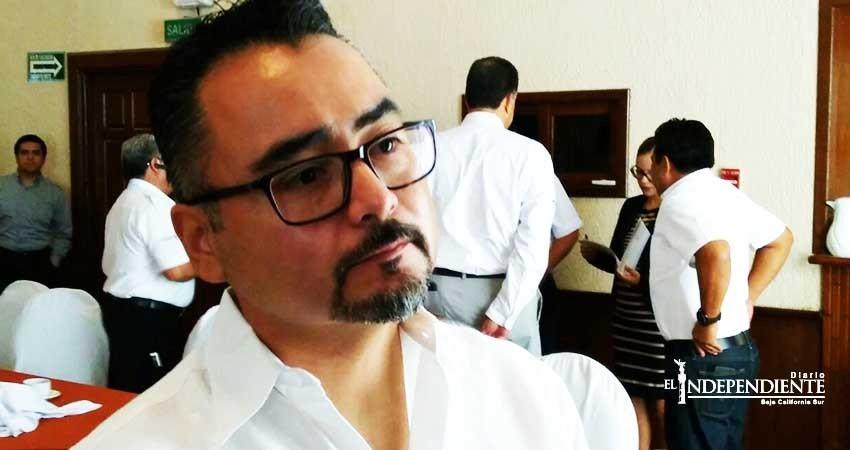 "Se deslinda Aeropuerto de La Paz del ""impuesto"" al extranjero"