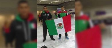 Viajan luchadores cabeños a Bulgaria