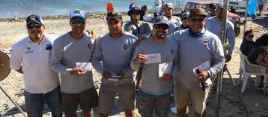 Exitoso 1er. torneo de pesca de convivencia sindical