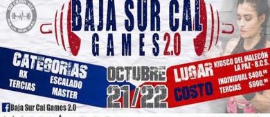 """125 participantes inscritos en la segunda edición del """"Baja Sur Cal Game 2.0"""""""