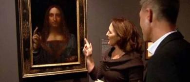 Subastarán una obra de Da Vinci valorada en 100 mdd