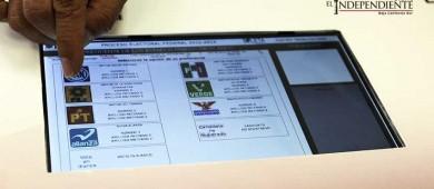 Mejora IEE implementación del voto electrónico