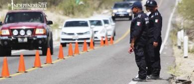 Médicos de Tránsito Municipal participan en alcoholímetros federales