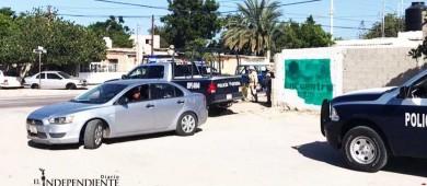 Dos heridos en La Paz tras balaceras la tarde de este miércoles