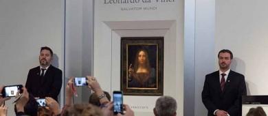 Retrato de Cristo, de Da Vinci, se subastaría por 100 mdd