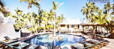 Confirman cancelación de reservaciones de hoteles ahora para La Paz