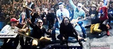 Se presentaráen La Paz el grupo Ganja dentro del Reggae Fest