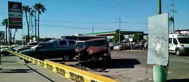 Graban persecución y captura de ladrón de autos en Hermosillo