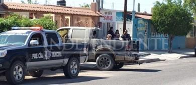Le prendieron fuego a la camioneta del Subdirector Operativo de Seguridad Pública de Comondú