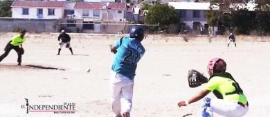 Finaliza la primer vuelta en la Liga Béisbol del Esterito