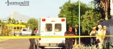 4 ejecutados en la Colonia Arcoíris III de La Paz