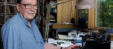 Muere el poeta estadunidense Richard Wilbur