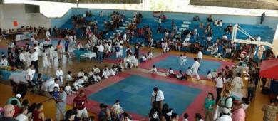 Más de 200 karatecas participaron en el torneo de ASKA 2017