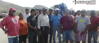 """Confían pescadores en vencer legalmente al desarrollo """"Tres Santos"""""""
