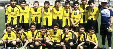 Rebeldes ganan el municipal de futbol