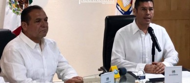 Presentan formalmente al nuevo Subsecretaria de Seguridad Pública en BCS