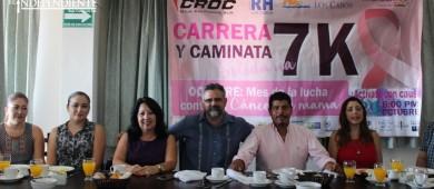 Croc, AHLC y Asociación de Recursos Humanos invitan a carrera contra el cáncer de mama