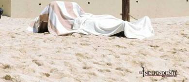 Anciano muere ahogado en una playa de CSL