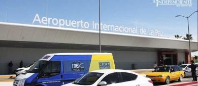 Aeropuerto de La Paz tiene facultades para sustituir a taxistas locales: SCT