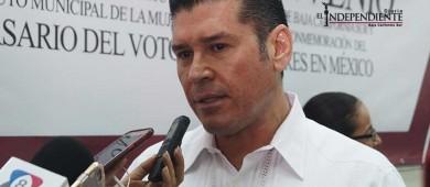 """La inseguridad """"no es para siempre"""", tiene que ir cediendo: Álvaro de la Peña"""