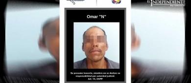 Ejecutan orden de aprehensión por delito de robo agravado a lugar cerrado