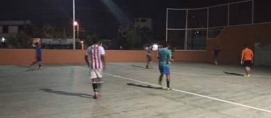 """Neno´s lidera la primera vuelta en la Liga """"Los Mangos"""" de Futbol Rápido"""