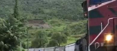 Tras vigilancia en Puebla, asaltos a trenes se mueven a Veracruz