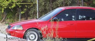 Un ejecutado y una persecución a balazos; saldo de la jornada violenta ayer en SJC