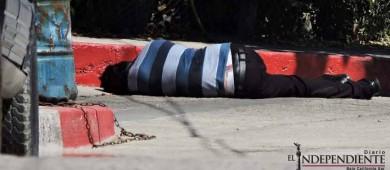 Jornada de violencia sacude la zona centro de SJC; tres ejecutados
