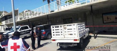 La muerte sorprendió a un hombre  en el centro de CSL