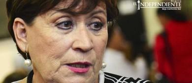 """Reprocha Rosa Delia actitud de Rentería: """"Venimos de buena voluntad"""", afirma"""