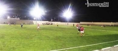 Leones del Arroyo da la sorpresa y se proclama campeón de la Liga de Futbol de 1ra Fuerza de Santa Rosalía