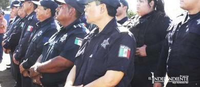 """""""Quieren desintegrar la Policía Municipal"""", acusan agentes"""