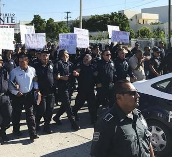 Paceños en pánico por posible paro de labores de la policía