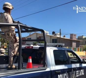 Fallece bebé baleado ayer en La Paz