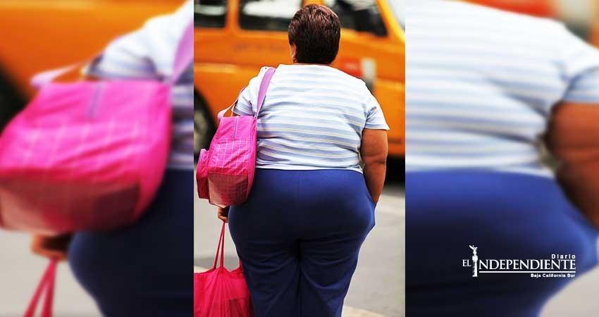Arrancará programa para erradicar la obesidad en BCS