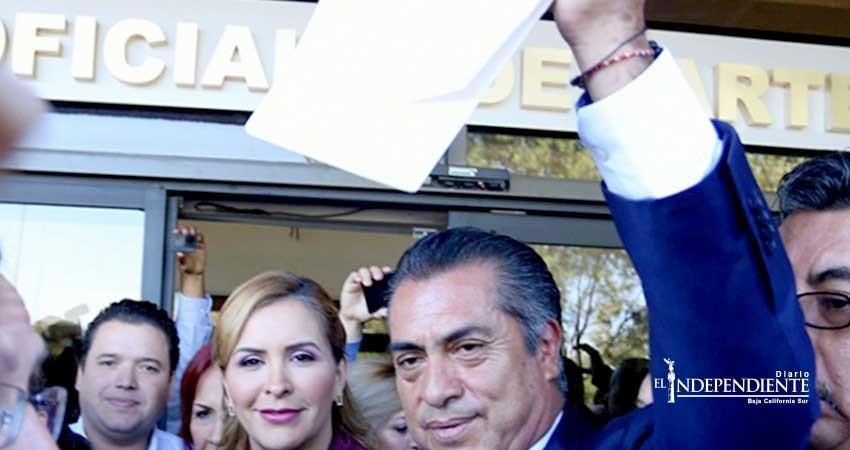 'El Bronco' confirma que va por la Presidencia del 2018