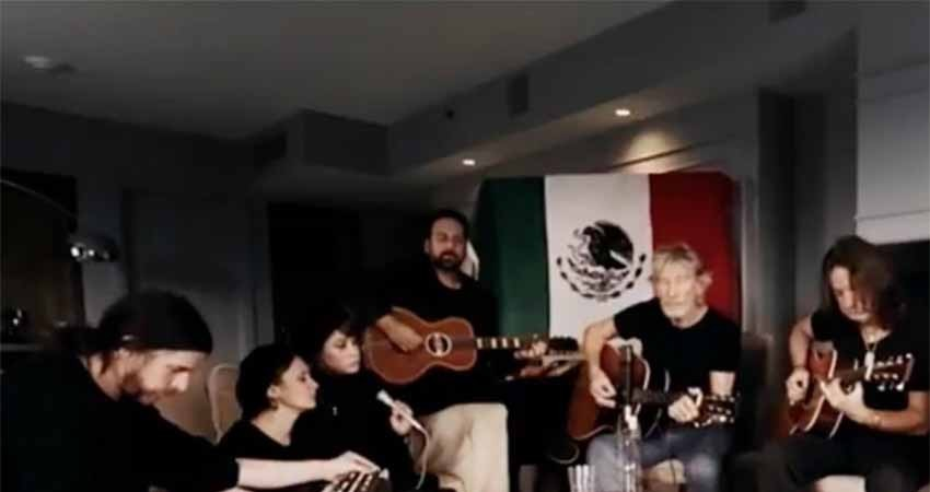 Roger Waters dedica 'Wish You Were Here' a México