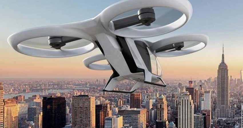 Airbus pondrá a prueba un concepto de taxi volador para finales de 2018