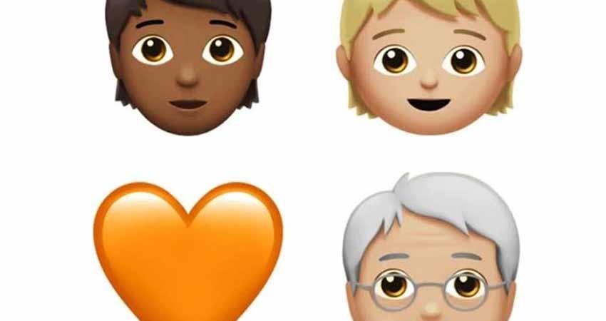 Estos son los nuevos emojis disponibles para iOS 11.1