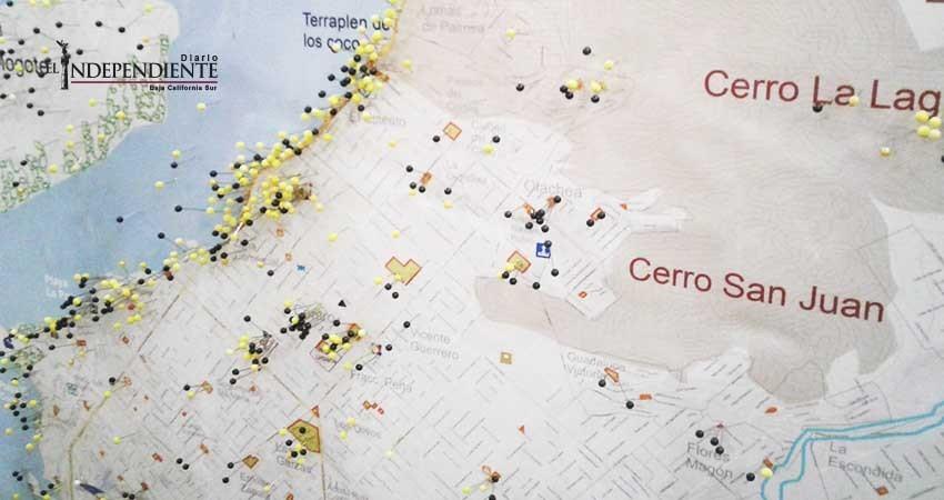 Proyecto de posgrado descubrió 17parques vendidos en la administración de Ponce Beltrán